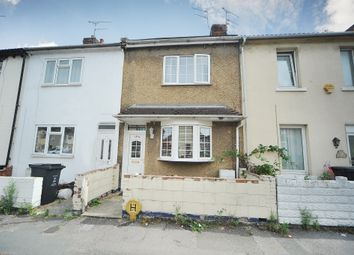 Thumbnail 2 bedroom terraced house for sale in Ferndale Road, Swindon