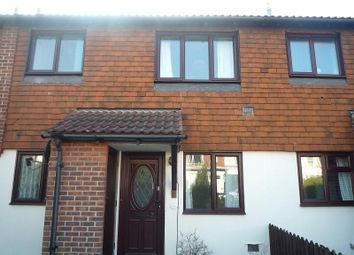 Thumbnail 1 bed terraced house for sale in Whites Court, Gladys Avenue, Portsmouth