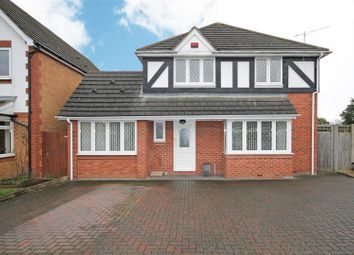 Thumbnail 4 bed detached house for sale in Redwood Drive, Aylesbury