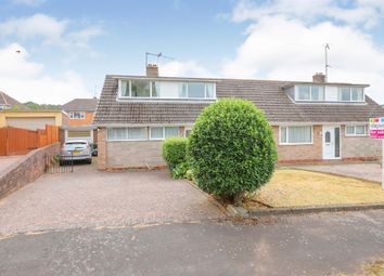Thumbnail 4 bed semi-detached house for sale in Claerwen Avenue, Stourport-On-Severn