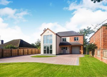 Thumbnail 4 bed detached house for sale in Lincoln Road, Skellingthorpe