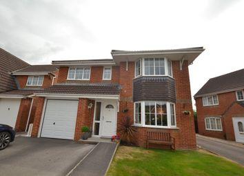 Thumbnail 4 bed detached house to rent in Clos Nanteos, Cardiff, South Glamorgan