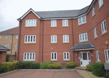 Thumbnail 2 bed flat for sale in Lingwell Park, Widnes