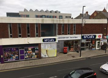 Thumbnail Retail premises for sale in Park Avenue, Whitley Bay