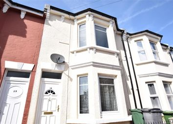 Thumbnail 2 bed terraced house to rent in Grove Road, Hastings, East Sussex
