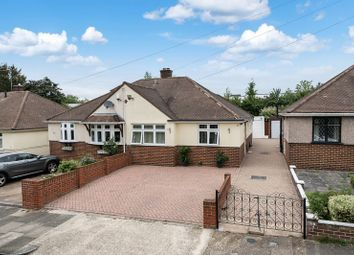 Thumbnail 2 bedroom semi-detached bungalow for sale in Rossall Close, Hornchurch