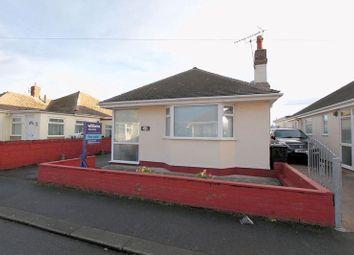Thumbnail 2 bed detached bungalow for sale in Kinmel Drive, Kinmel Bay, Rhyl