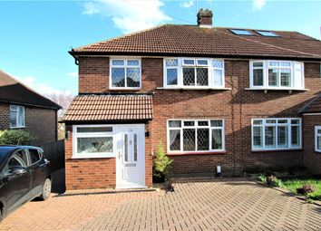 Thumbnail 3 bed property for sale in Newstead Avenue, Orpington, Kent
