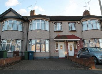 Thumbnail 3 bed terraced house to rent in Sandhurst Avenue, Harrow
