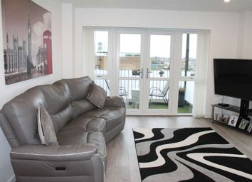 Thumbnail 2 bed flat for sale in Amber Court, Corringham, Stanford Le Hope