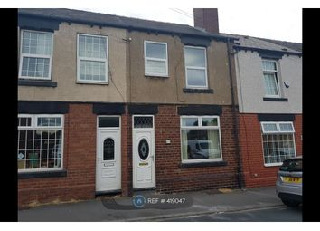 Thumbnail 3 bed terraced house to rent in Albert Street, Barnsley