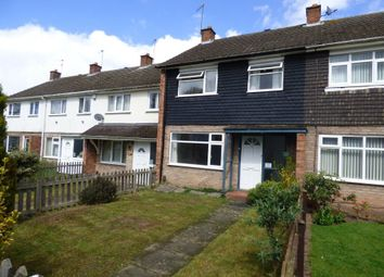 Thumbnail 3 bedroom terraced house to rent in Winchat Close, Binley, Coventry