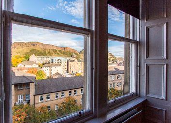 Thumbnail 2 bed flat to rent in St Leonard's Street, Newington, Edinburgh