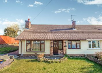 Thumbnail 3 bed semi-detached bungalow for sale in Brynteg, Rhiwbina, Cardiff