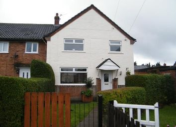 Thumbnail 3 bed end terrace house for sale in Walnut Drive, Winsford, Cheshire, England