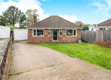 Thumbnail 3 bed detached bungalow for sale in Beechcroft Close, Chandlers Ford, Eastleigh