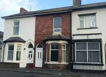 Thumbnail 3 bed terraced house for sale in Blakiston Street, Fleetwood