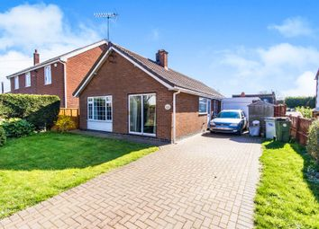 Thumbnail 3 bed detached bungalow for sale in Wigsley Road, Harby, Newark