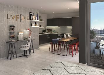 Thumbnail 2 bed flat for sale in Caird Street, London