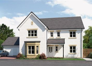"Thumbnail 4 bed detached house for sale in ""Derwent"" at Glendrissaig Drive, Ayr"