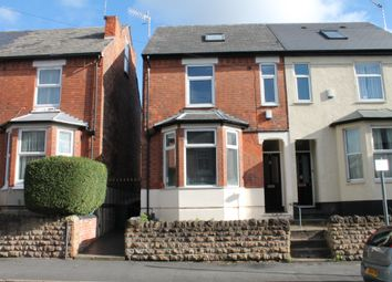 Thumbnail 7 bed semi-detached house to rent in Teversal Avenue, Lenton, Nottingham