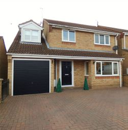 Thumbnail 4 bed detached house for sale in Constable Crescent, Whittlesey, Peterborough, Cambridgeshire