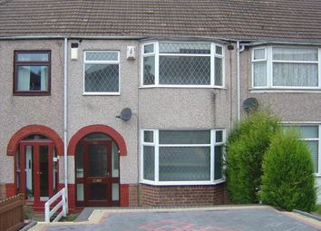 Thumbnail 3 bed property to rent in Cornelius Street, Cheylesmore, Coventry