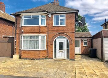 Thumbnail 3 bed detached house to rent in Moorgate Avenue, Leicester