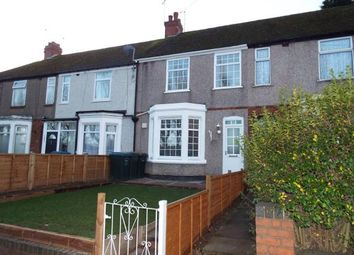 Thumbnail 3 bedroom end terrace house for sale in Burnaby Road, Radford, Coventry, West Midlands