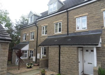 Thumbnail 3 bed town house for sale in Highfield Chase, Dewsbury, West Yorkshire