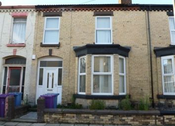 Thumbnail 8 bed property to rent in Kenmare Road, Wavertree, Liverpool