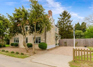 Thumbnail 3 bed detached house for sale in Carlton Road, Sudbrook, Grantham