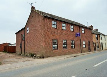 Thumbnail 4 bed end terrace house for sale in Seas End Road, Spalding