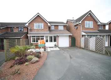 Thumbnail 4 bed detached house for sale in Aragorn Way, Telford