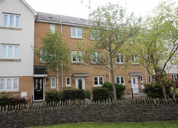 Thumbnail 4 bed town house for sale in Moorland Green, Swansea