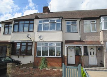 Thumbnail 3 bed terraced house to rent in Holme Road, Hornchurch