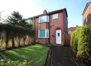 3 bed semi-detached house for sale in Cambridge Road, Urmston, Manchester M41