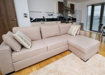 Thumbnail 2 bed flat for sale in Monarchs Quay, Liverpool