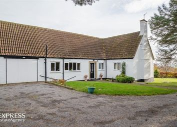 Thumbnail 4 bed detached bungalow for sale in Woodland Road, Bearpark, Durham