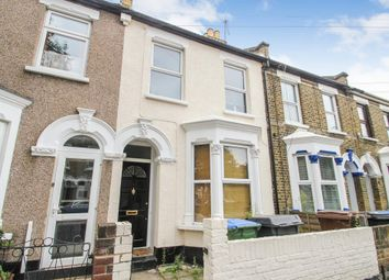 Thumbnail 4 bed terraced house for sale in Wragby Road, Leytonstone, London