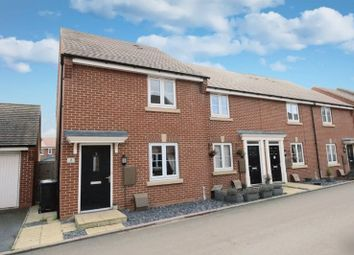 Thumbnail 3 bed end terrace house for sale in Little Linns, Marston Moretaine