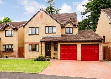 Thumbnail 4 bed detached house for sale in Gryfebank Crescent, Houston, Johnstone