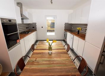 Thumbnail 4 bed flat to rent in Godwin Road, Forest Gate
