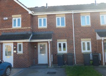 Thumbnail 2 bed terraced house to rent in College Way, Bilborough, Nottingham