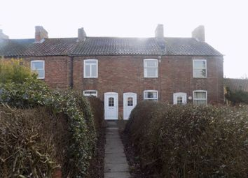Thumbnail 1 bedroom terraced house for sale in Church Street, Misterton, Doncaster