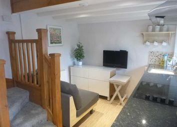 Thumbnail 1 bed terraced house to rent in Kilkhampton Road, Kilkhampton, Cornwall