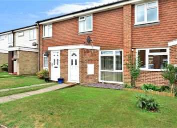 Thumbnail 2 bedroom terraced house for sale in Rothervale, Horley, Surrey