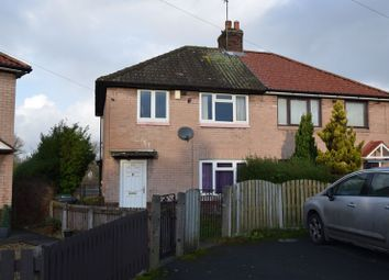Thumbnail 3 bed semi-detached house to rent in Lund Crescent, Carlisle