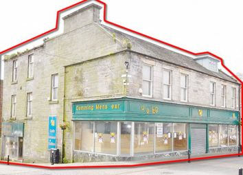 Thumbnail Commercial property for sale in 31-35, High Street, Leven, Fife KY84Nd