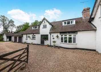 Thumbnail 4 bed semi-detached house to rent in Church Road, Burstow, Horley